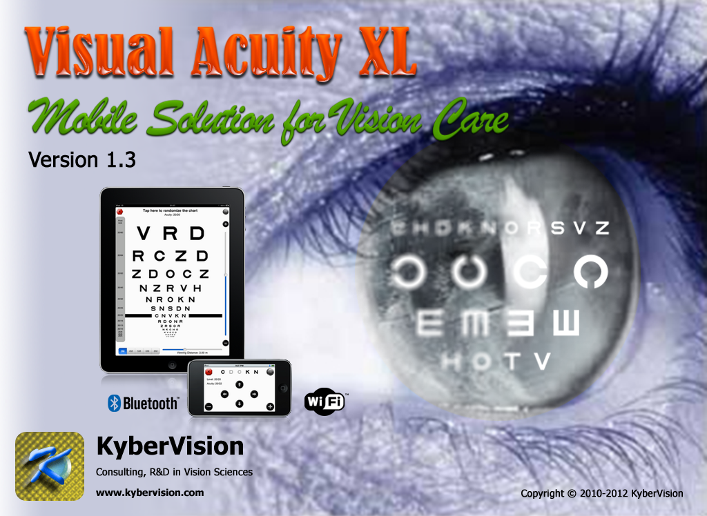Visual Acuity Xl